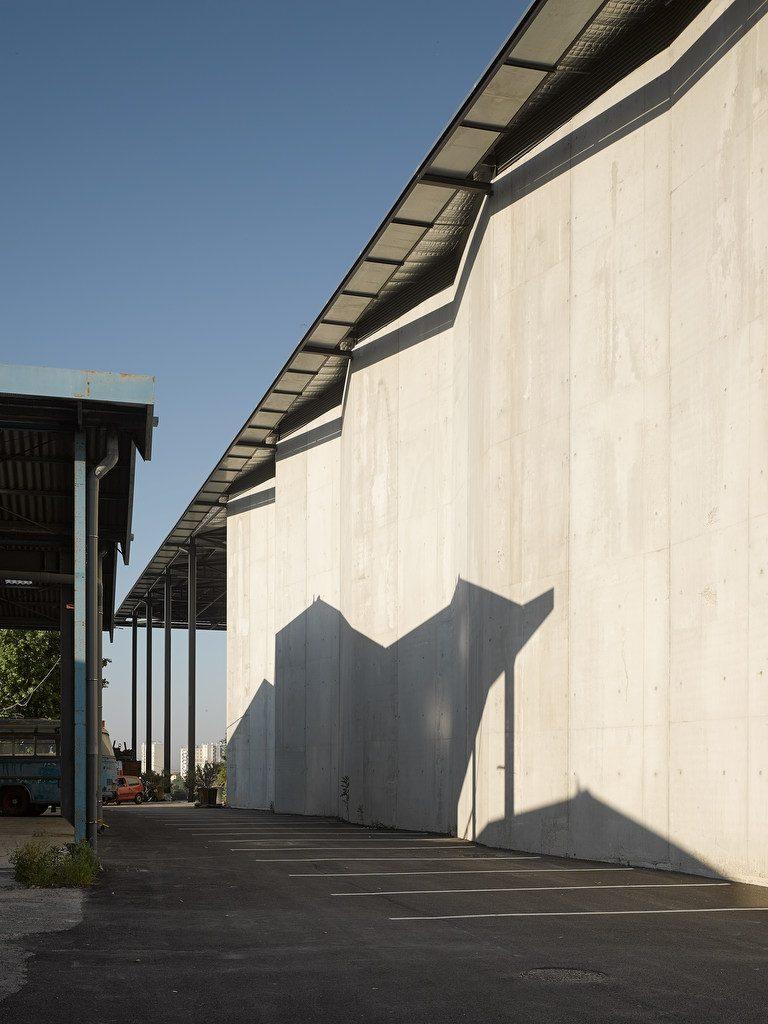 La Cité des Arts de la Rue Adresse : 225 Avenue des Aygalades 13015 Marseille ILR Architectes (Isnardon, Lacube, Renondeau) Photo David Giancatarina