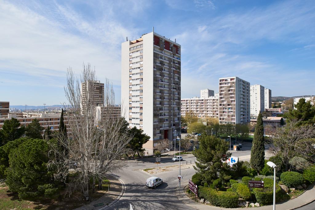 La Busserine, Marseille.
