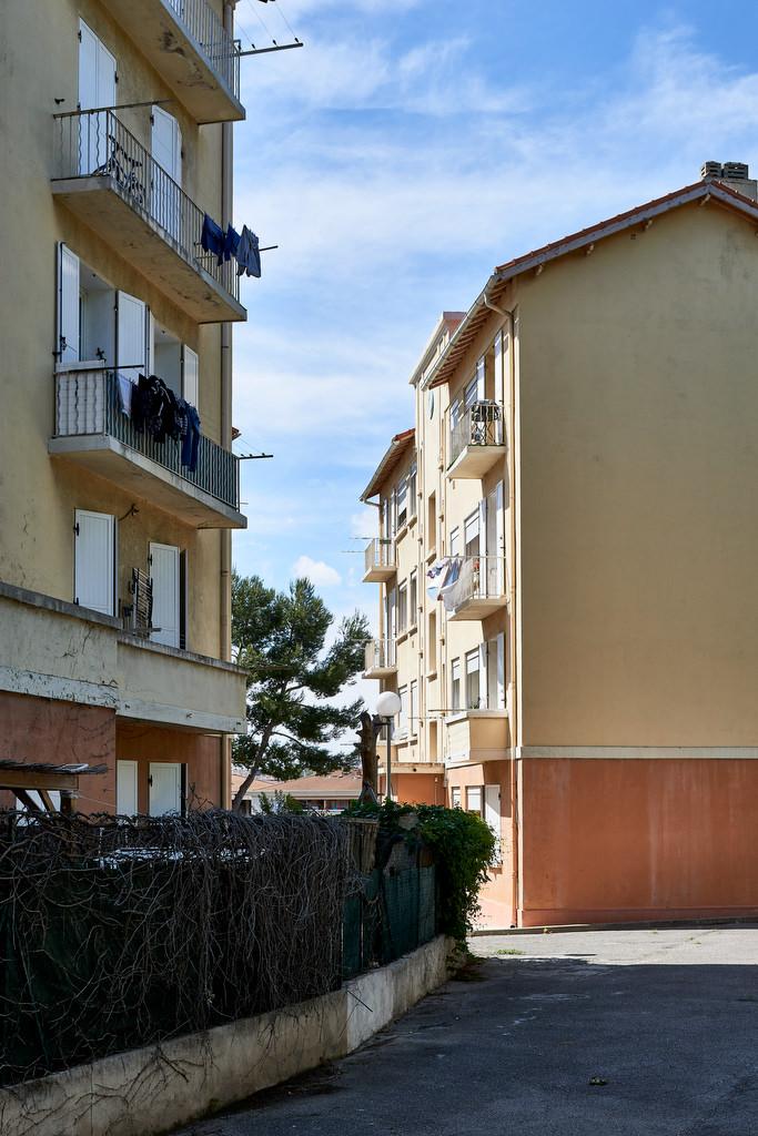 Architecte Gaston Castell _ Cité MICHELIS, Marseille