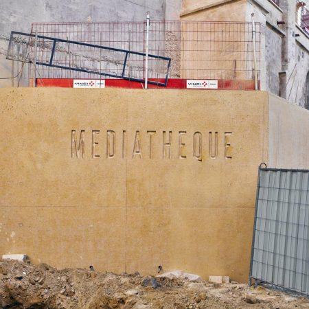 médiathèque de Pertuis