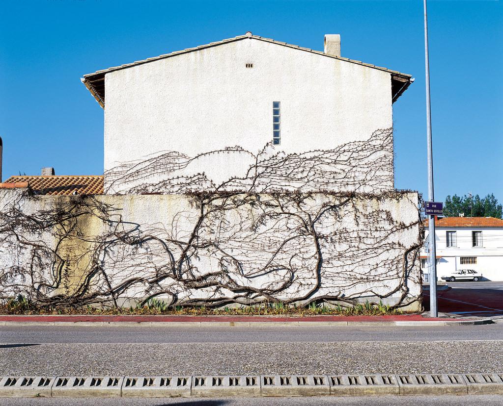 Paysages urbains, Avignon, France 2000.